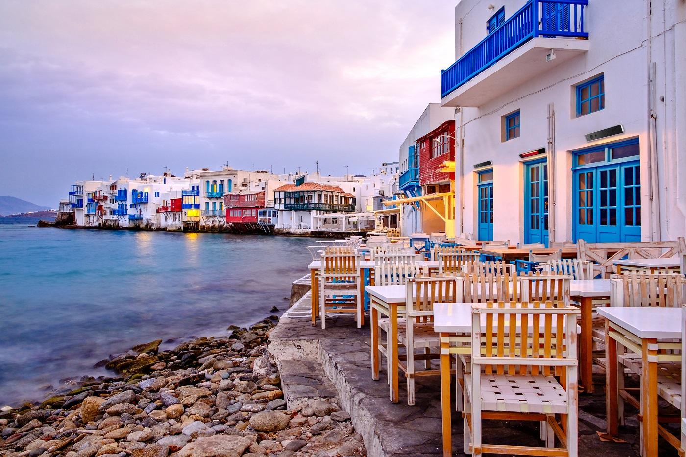 Weekend low cost di Aprile a Mykonos | Il piccione viaggiatore